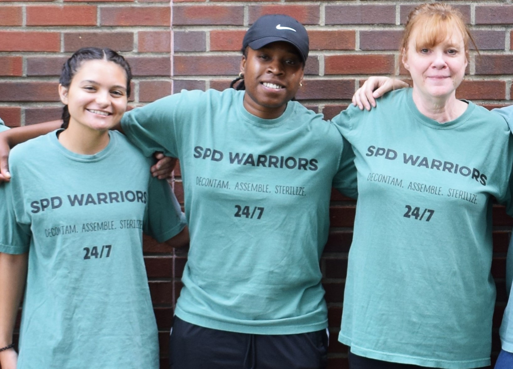 SPD Warriors